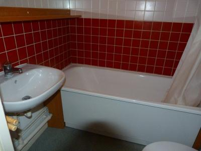 Location au ski Appartement 2 pièces 6 personnes (322) - Residence L'aiguille Grive Bat Iii - Les Arcs - Baignoire