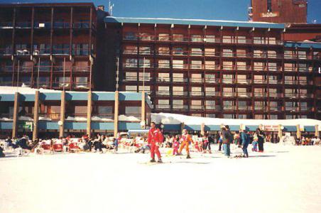 Location Les Arcs : Résidence l'Aiguille Rouge hiver
