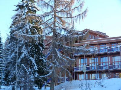 Location au ski Studio duplex 5 personnes (212) - Residence L'alliet - Les Arcs