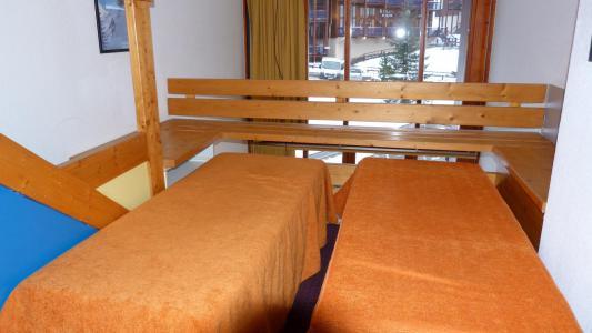 Location au ski Studio coin montagne 5 personnes (412) - Résidence l'Alliet - Les Arcs