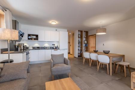 Rent in ski resort 4 room apartment 8 people (B41) - Résidence L'Ecrin - Les Arcs - Chair