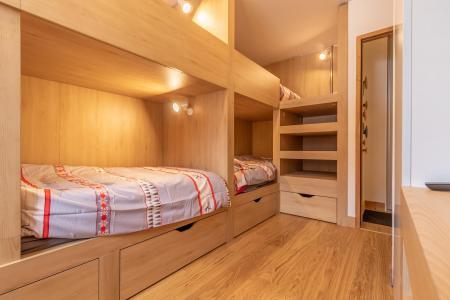Rent in ski resort 4 room apartment 8 people (B42) - Résidence L'Ecrin - Les Arcs - Cabin