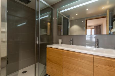 Rent in ski resort 4 room apartment 8 people (B42) - Résidence L'Ecrin - Les Arcs - Shower room