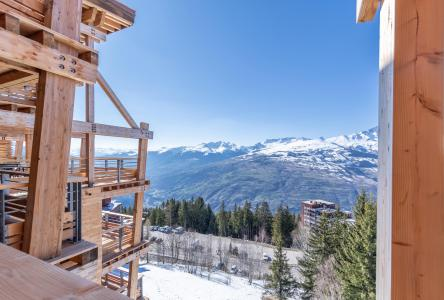 Rent in ski resort 4 room apartment 8 people (B42) - Résidence L'Ecrin - Les Arcs - Winter outside