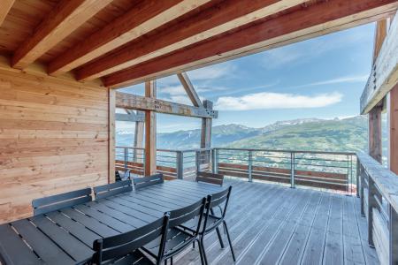 Location au ski Appartement duplex 6 pièces 12 personnes (A51) - Résidence L'Ecrin - Les Arcs