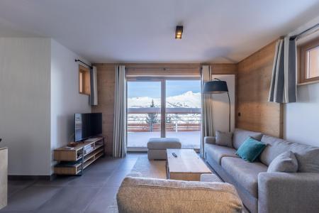 Location au ski Appartement 4 pièces 8 personnes (B21) - Résidence L'Ecrin - Les Arcs - Appartement
