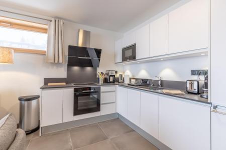 Location au ski Appartement 4 pièces 8 personnes (B41) - Résidence L'Ecrin - Les Arcs - Kitchenette