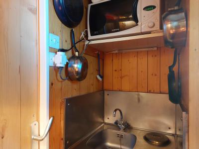 Location au ski Studio 2 personnes (941) - Residence La Nova - Les Arcs
