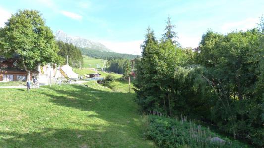 Аренда на лыжном курорте Апартаменты 2 комнат 6 чел. (950) - Résidence la Nova - Les Arcs