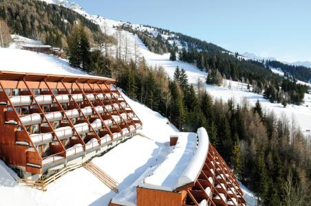 Rental  : Résidence Lagrange le Roc Belle Face winter