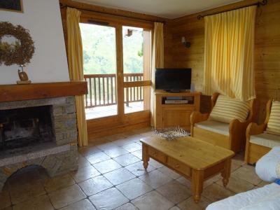Location au ski Appartement 4 pièces 8 personnes (08) - Residence Le Chamois - Les Arcs