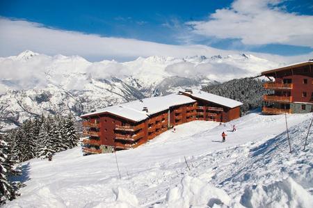 Location Les Arcs : Résidence le Chantel hiver