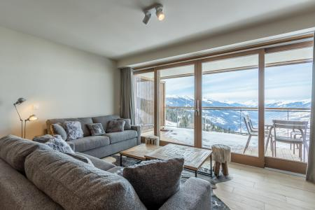 Rent in ski resort 4 room apartment 8 people (308) - Résidence le Ridge - Les Arcs - Apartment