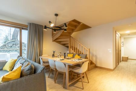 Rent in ski resort 6 room apartment 12 people (115) - Résidence le Ridge - Les Arcs - Apartment