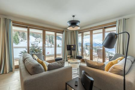 Rent in ski resort 4 room apartment 10 people (203) - Résidence le Ridge - Les Arcs