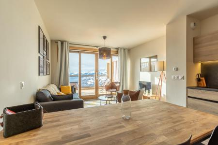 Rent in ski resort 3 room apartment 6 people (106) - Résidence le Ridge - Les Arcs