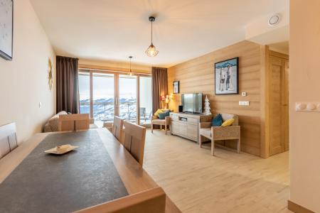 Rent in ski resort 3 room apartment 8 people (504) - Résidence le Ridge - Les Arcs