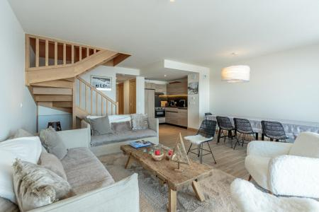 Rent in ski resort 4 room apartment 10 people (307) - Résidence le Ridge - Les Arcs
