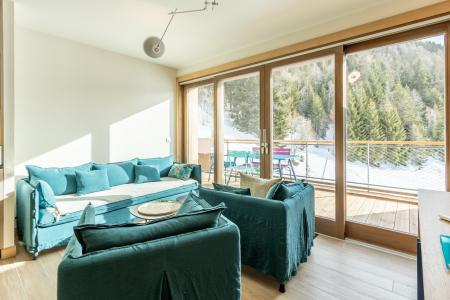 Rent in ski resort 3 room apartment 6 people (501) - Résidence le Ridge - Les Arcs