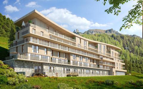 Rent in ski resort Résidence le Ridge - Les Arcs