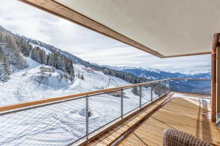 Rent in ski resort 4 room apartment 10 people (402) - Résidence le Ridge - Les Arcs