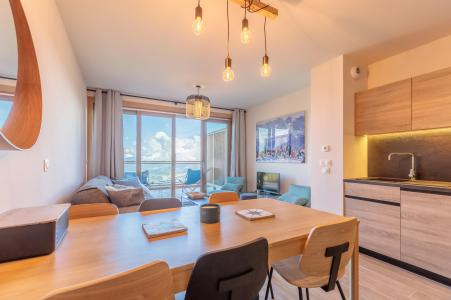 Rent in ski resort 3 room apartment 6 people (111) - Résidence le Ridge - Les Arcs