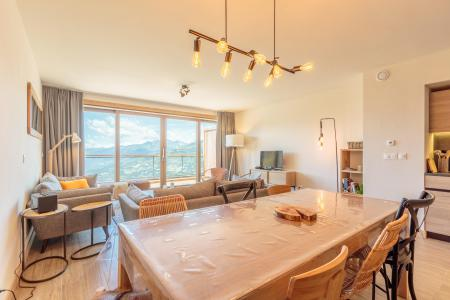 Rent in ski resort 4 room apartment 10 people (110) - Résidence le Ridge - Les Arcs