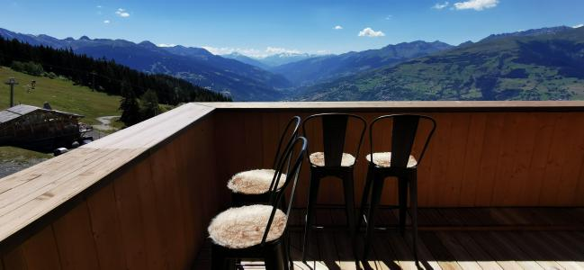 Rent in ski resort 4 room apartment 10 people (302) - Résidence le Ridge - Les Arcs