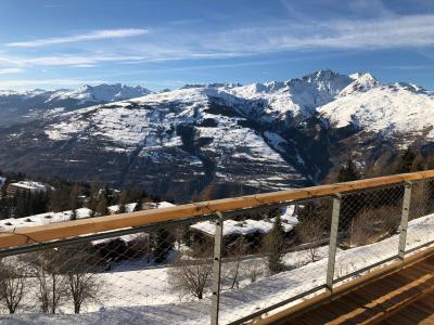 Rent in ski resort 5 room apartment 10 people (404) - Résidence le Ridge - Les Arcs