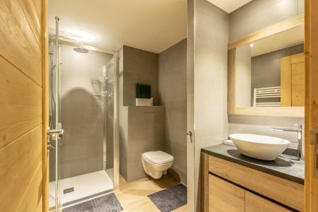 Location au ski Appartement 3 pièces 6 personnes (102) - Résidence le Ridge - Les Arcs