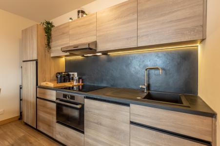 Location au ski Appartement 3 pièces 6 personnes (102) - Résidence le Ridge - Les Arcs - Appartement