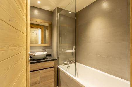 Location au ski Appartement 3 pièces 6 personnes (102) - Résidence le Ridge - Les Arcs - Salle de bains