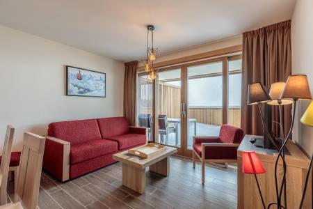 Location au ski Appartement 3 pièces 6 personnes (103) - Résidence le Ridge - Les Arcs - Appartement