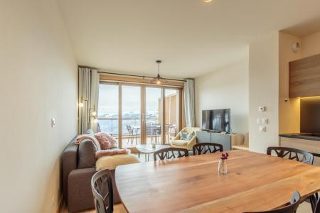 Location au ski Appartement 3 pièces 6 personnes (112) - Résidence le Ridge - Les Arcs - Appartement