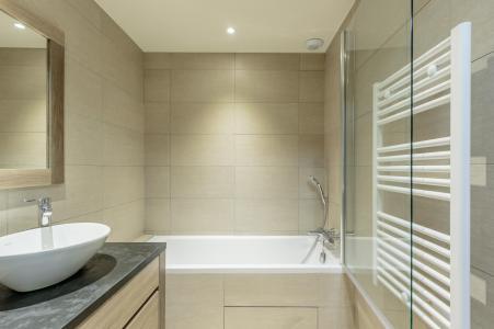 Location au ski Appartement 3 pièces 6 personnes (112) - Résidence le Ridge - Les Arcs - Salle de bains
