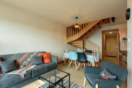 Location au ski Appartement 3 pièces 6 personnes (113) - Résidence le Ridge - Les Arcs - Appartement