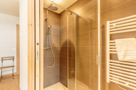 Location au ski Appartement 3 pièces 6 personnes (113) - Résidence le Ridge - Les Arcs - Salle d'eau