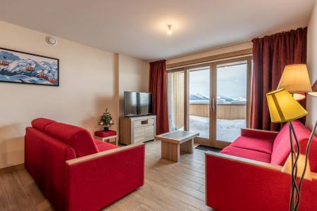Location au ski Appartement 3 pièces 8 personnes (303) - Résidence le Ridge - Les Arcs - Appartement