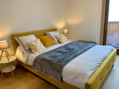 Location au ski Appartement 3 pièces 8 personnes (303) - Résidence le Ridge - Les Arcs - Chambre