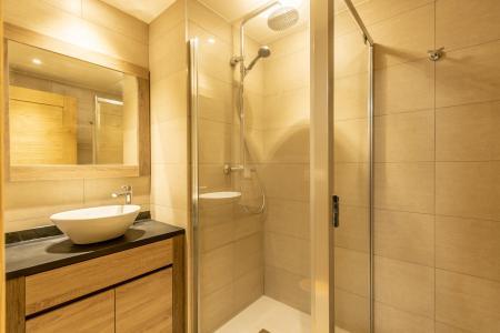 Location au ski Appartement 3 pièces 8 personnes (303) - Résidence le Ridge - Les Arcs - Salle d'eau