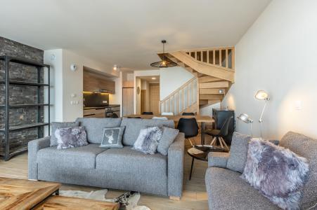 Location au ski Appartement 4 pièces 8 personnes (308) - Résidence le Ridge - Les Arcs - Appartement