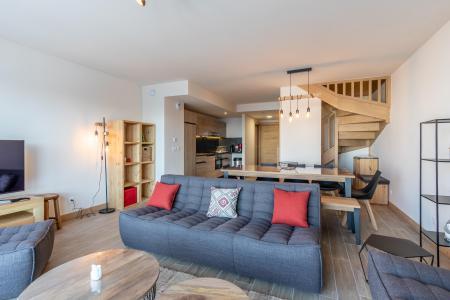 Location au ski Appartement 5 pièces 11 personnes (109) - Résidence le Ridge - Les Arcs - Séjour