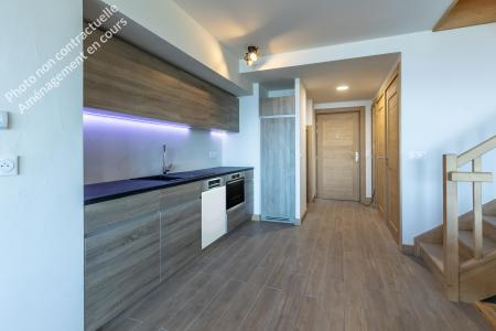 Location au ski Appartement 5 pièces 12 personnes (301) - Résidence le Ridge - Les Arcs - Appartement