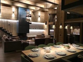 Location au ski Appartement 5 pièces 12 personnes (506) - Résidence le Ridge - Les Arcs - Appartement