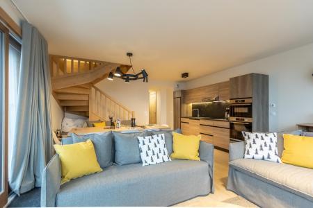 Location au ski Appartement 6 pièces 12 personnes (115) - Résidence le Ridge - Les Arcs - Appartement