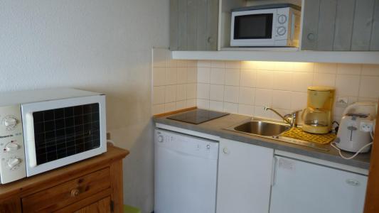 Аренда на лыжном курорте Апартаменты 2 комнат 5 чел. (214) - Résidence le Ruitor - Les Arcs