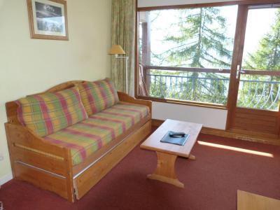 Аренда на лыжном курорте Апартаменты 3 комнат 6 чел. (415) - Résidence le Ruitor - Les Arcs