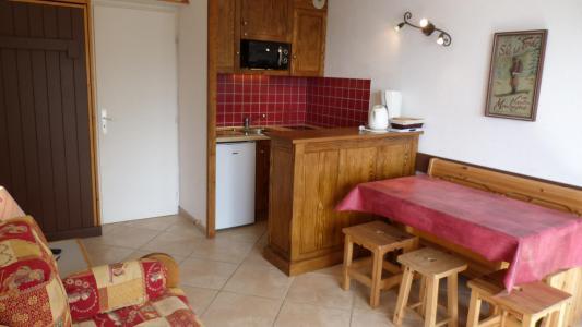 Аренда на лыжном курорте Апартаменты 2 комнат 5 чел. (605) - Résidence le Ruitor - Les Arcs