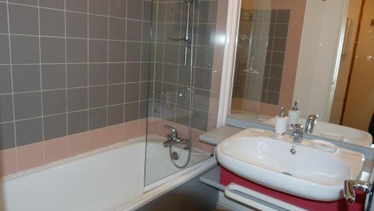 Location au ski Appartement 2 pièces 4 personnes (310) - Residence Le Ruitor - Les Arcs - Baignoire