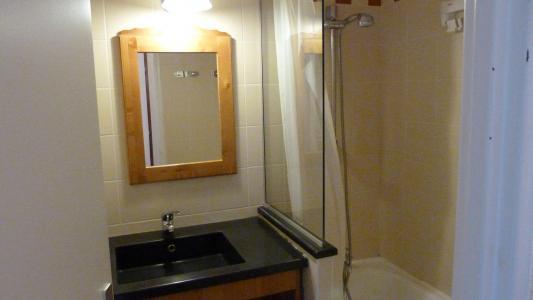 Location au ski Appartement 2 pièces 5 personnes (211) - Residence Le Ruitor - Les Arcs - Lavabo